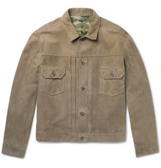 Richard James Suede Jacket