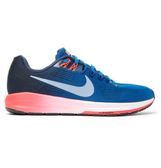 Nike Running Air Zoom Structure 21 Flymesh Running Sneakers
