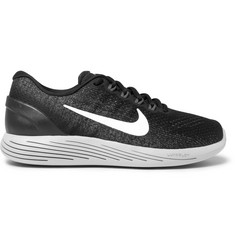 Nike Running - Lunarglide 9 Knitted Running Sneakers