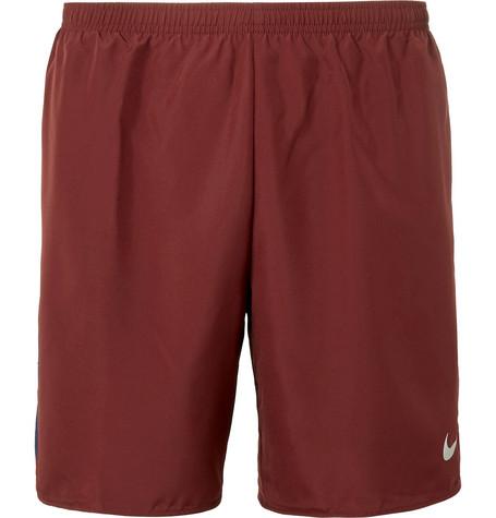 nike running male drifit shorts