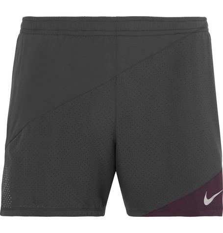 nike running male flex drifit shorts