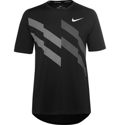 Nike Running Breathe Printed Dri-FIT T-Shirt