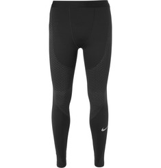 Nike Running Zonal Strength Stretch-Jersey Running Tights