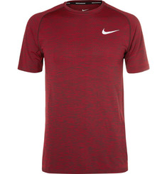 Nike Running Two-Tone Dri-FIT T-Shirt