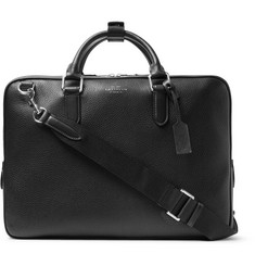 Smythson Burlington Full-Grain Leather Briefcase