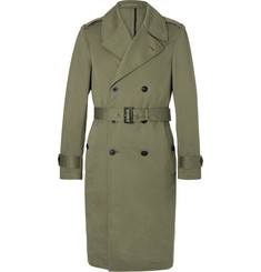 Joseph Abberton Cotton-Twill Raincoat