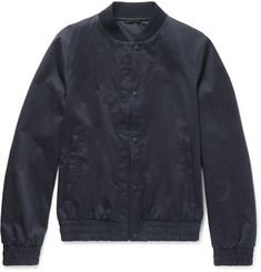 Joseph Tay Cotton-Twill Bomber Jacket