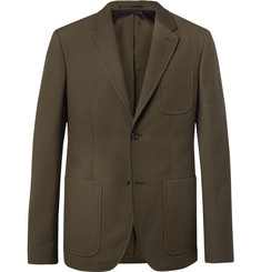 Joseph - Green Seaton Wool Suit Jacket
