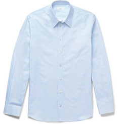 Joseph Moriston Striped Cotton-Poplin Shirt