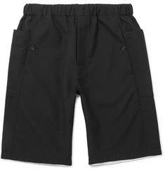 Joseph Danes Virgin Wool Drawstring Shorts