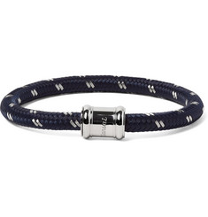Miansai Single Casing Cord Stainless Steel Bracelet