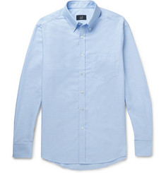 Dunhill - Button-Down Collar Cotton Oxford Shirt