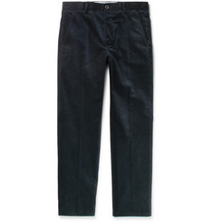 Dunhill Slim-Fit Stretch-Cotton Corduroy Trousers