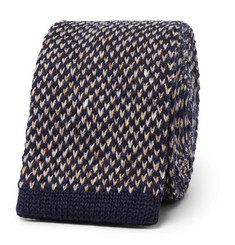 Dunhill - 6cm Wool-Blend Knitted Tie