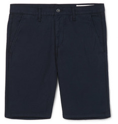 rag & bone - Standard Issue Cotton-Twill Shorts