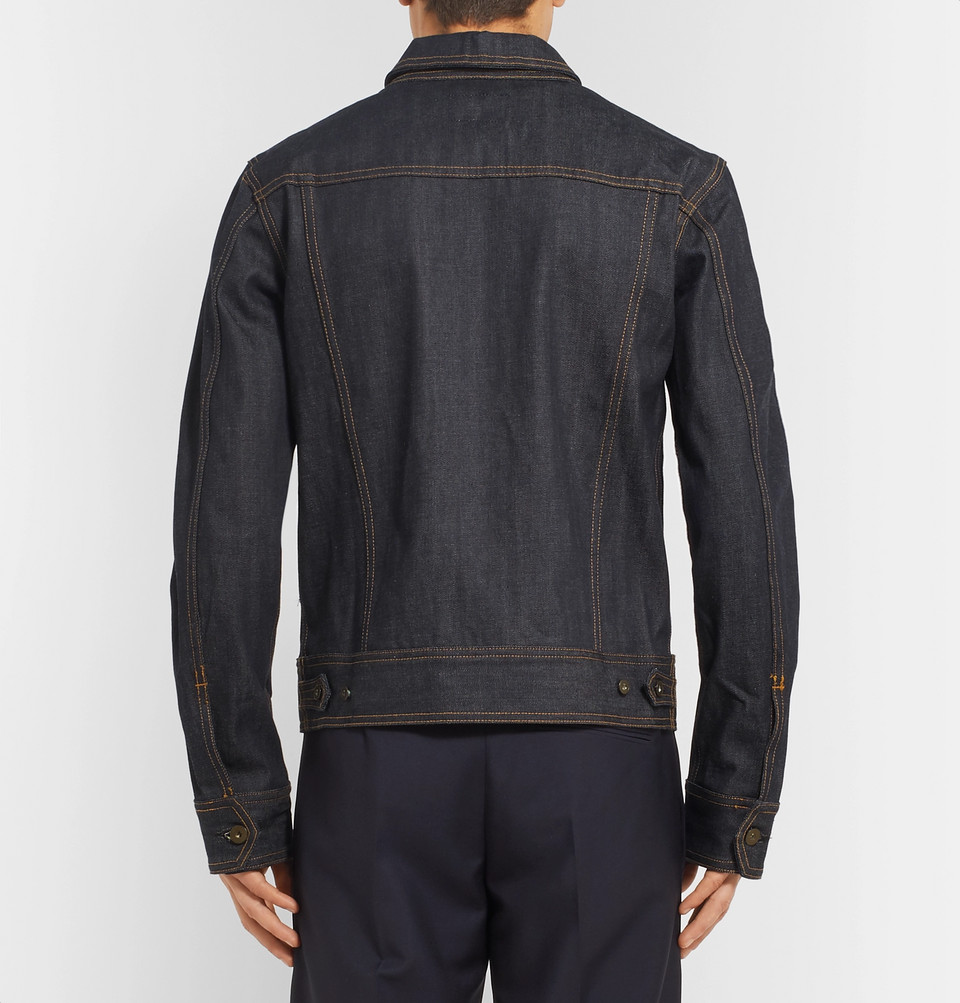 rag & bone Selvedge Denim Jacket