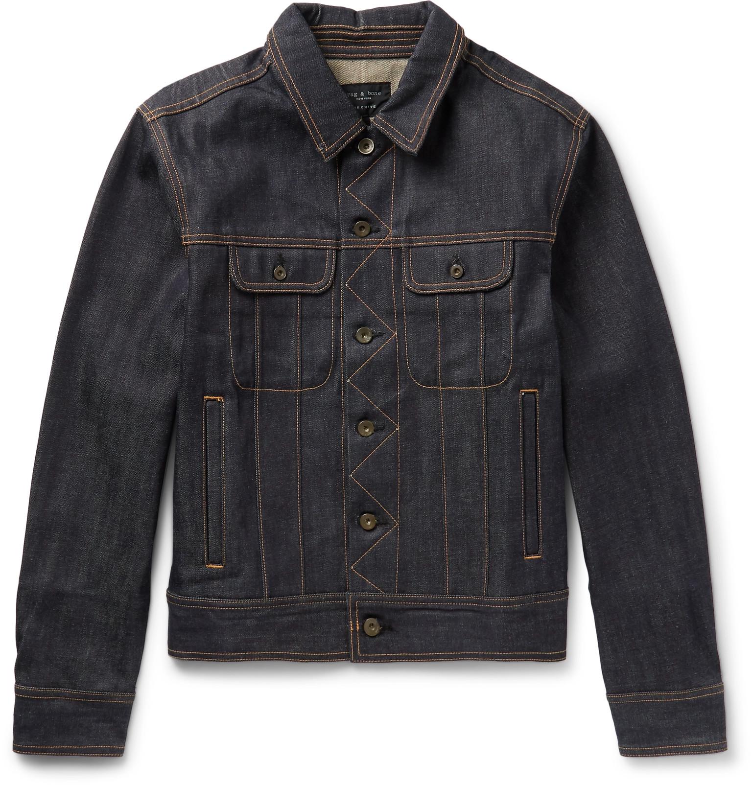 Denim Jackets for Men | Designer Menswear | MR PORTER