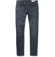 rag & bone - Richmond One Skinny-Fit Stretch-Denim Jeans