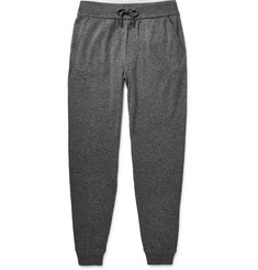 Ermenegildo Zegna Tapered Cashmere and Silk-Blend Sweatpants