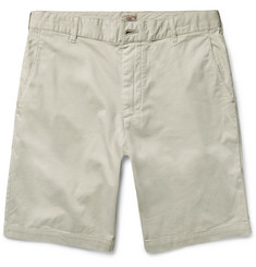 Faherty - Slim-Fit Stretch-Cotton Chino Shorts
