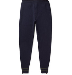 Tomas Maier Slim-Fit Tapered Wool Sweatpants