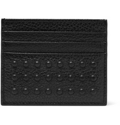 Tod's Gommini Full-Grain Leather Cardholder