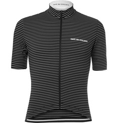 Cafe du Cycliste - Francine Striped Cycling Jersey