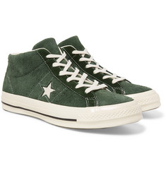Converse - 1974 One Star Suede Sneakers