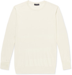 Thom Sweeney Merino Wool Sweater