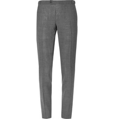 Thom Sweeney Fresco Wool Trousers