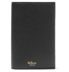 Mulberry Full-Grain Leather Passport Cover