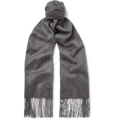 Mulberry - Mélange Cashmere Scarf