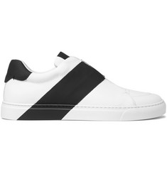Harrys of London Bolt Leather Sneakers