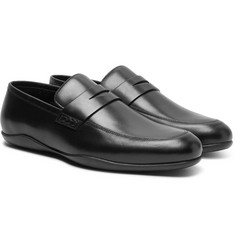 Harrys of London - Downing Leather Penny Loafers