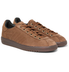 adidas Originals - Super Tobacco SPZL Nubuck Sneakers