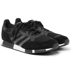adidas Originals - + White Mountaineering Boston Super Primeknit Sneakers