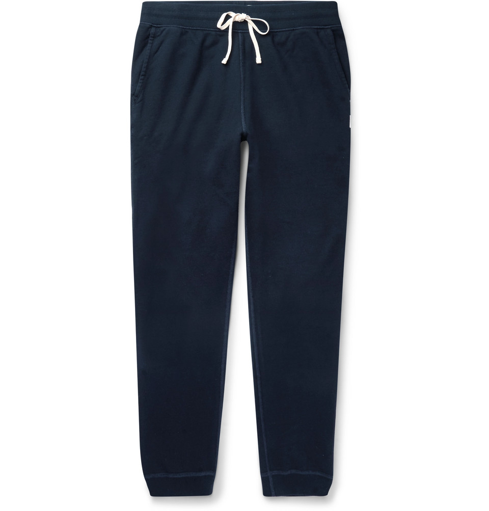Reigning Champ Slim-Fit Cotton-Jersey Sweatpants