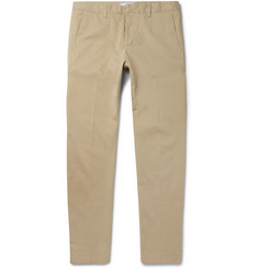 AMI - Slim-Fit Cotton-Twill Chinos