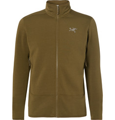 Arc'teryx Kyanite Polartec Jersey Zip-Up Base Layer