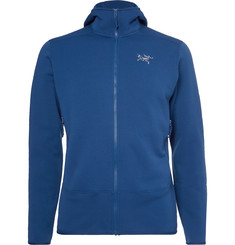 Arc'teryx Kyanite Polartec Jersey Zip-Up Hoodie