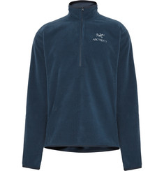 Arc'teryx Delta AR Polartec Jersey Half-Zip Mid-Layer Top