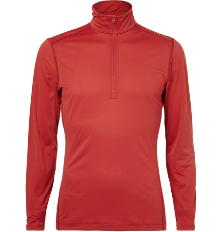 Arc'Teryx Phase Sl Base Layer In Red