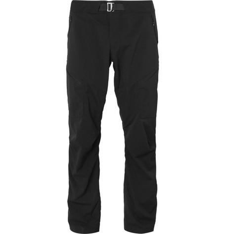 Arc'Teryx Palisade Terratex Trousers In Black