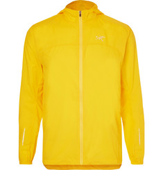 Arc'teryx Slim-Fit Incendo Lumin Shell Running Jacket