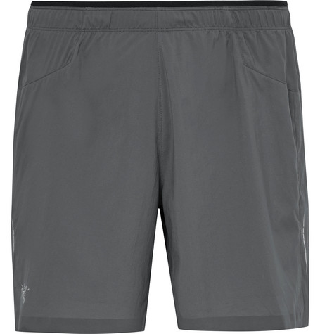 Arc'Teryx Adan Arkose Shorts In Gray