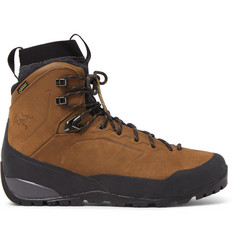 Arc'teryx - Bora GTX Waterproof Nubuck Hiking Boots