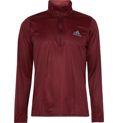 Adidas Sport Essentials Climalite Half-Zip Top