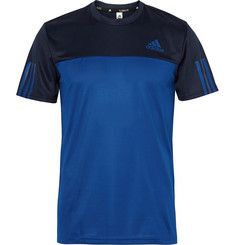 Adidas Sport Essentials Colour-Block Climalite T-Shirt