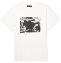 AMIRI Printed Brushed-Cotton Jersey T-Shirt