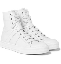 AMIRI - Sunset Leather High-Top Sneakers